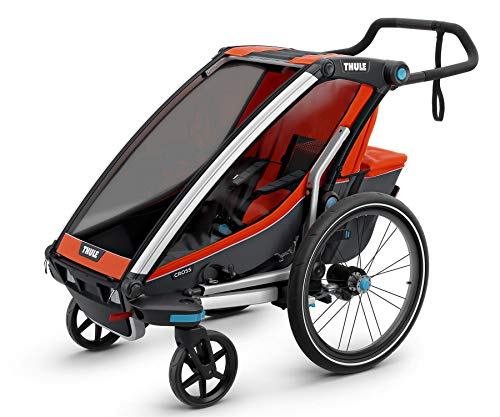 Thule Chariot Cross 2 with Cycling and Strolling Kit