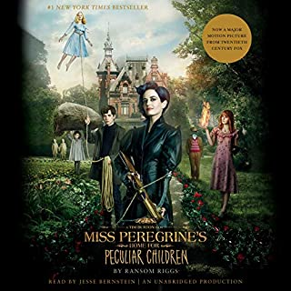 Miss Peregrine's Home for Peculiar Children cover art