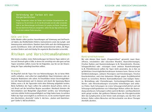 Kinesiologische Tapes – Verspannungen lockern, Schmerzen lindern, Gelenke unterstützen - 3
