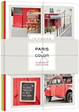 Paris in Color Notebook Collection by Nichole Robertson(2014-10-07)