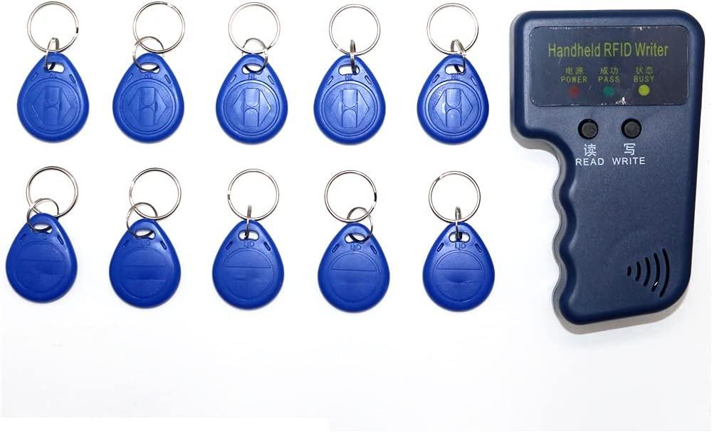 Aibecy1 Handheld 125KHz ID Card Copier Program Duplicator Max New item 68% OFF Writer
