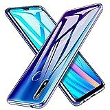 iBetter Morbido Slim TPU per Realme 3 PRO Cover,Antiurto Trasparente Silicone Custodia, per Realme 3 PRO Smartphone.Trasparente