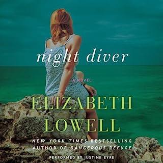 Night Diver audiobook cover art