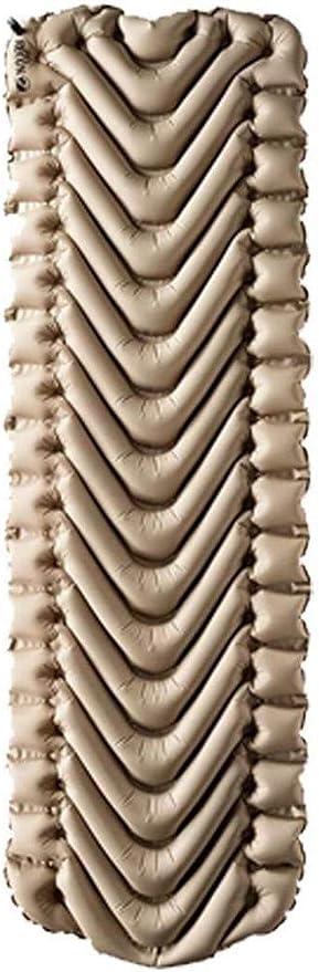 Klymit Static V Lightweight Sleeping Pad - Best Reliability & Sturdiness