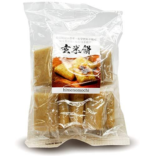無農薬・無添加 の玄米切餅 10枚入×15袋 【GI値37-低GI食品】
