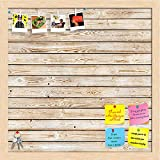 ArtzFolio Natural Texture Printed Bulletin Board Notice Pin Board Soft Board | Natural