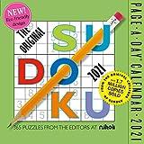 Original Sudoku Page-A-Day Calendar 2021