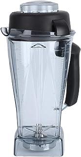 Rehomy Blender Cup Blender de rechange pour Blender Bottle Blender Accessoires Coupe Lame Couvercle Convient pour Vitamix