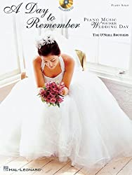 The o\'neill brothers - a day to remember piano +cd