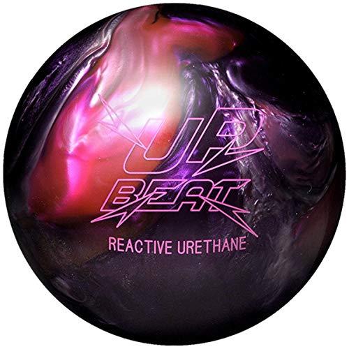 HI-SP ボウリング ボール アップビートパール パープルレッド (11)