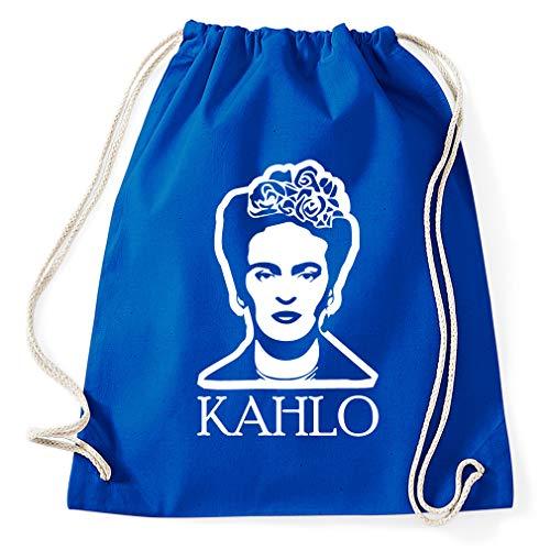 Styletex23 Frida Kahlo kunstenares gymtas sporttas gymtas