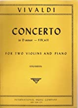 Best vivaldi concerto in d minor for two violins Reviews