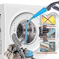 PetOde Dryer Vent Cleaner Kit (Blue)