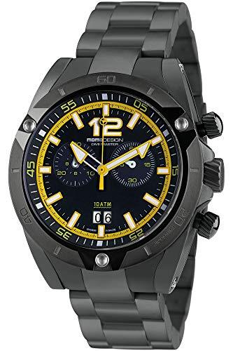 MOMO Design Reloj Informal MD282BK-30