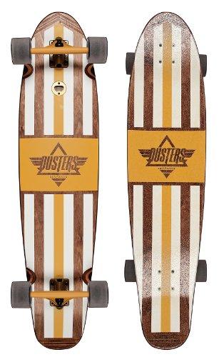 Duster Komplettboard Longboard Trestle, Brown, 11614181