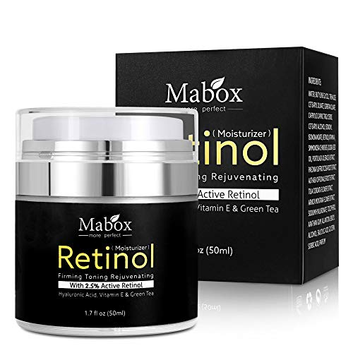 Mabox Selection Cream Skin Care Alcohol Vitamin Hydrating Moisturize Emulsion Oil Control Firm/White / 50ml