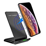 Super Price Universal Wireless Charger USStarStore Fast Qi Wireless Charging Pad for Smart Phone 12/11/X/8