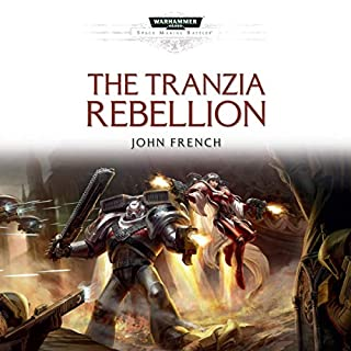 The Tranzia Rebellion Titelbild