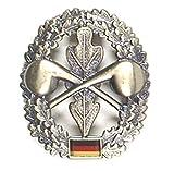 ABL BW Barettabzeichen Bundeswehr, Verschiedene Truppengattungen -