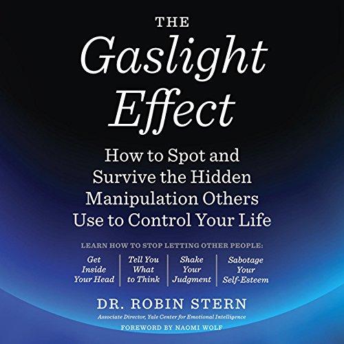 The Gaslight Effect audiobook cover art