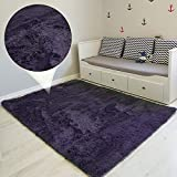 Amazinggirl alfombras Salon Grandes - Pelo Largo...