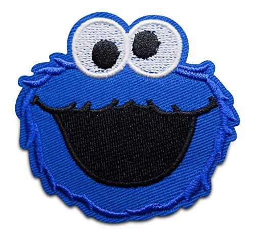 Finally Home Monster Kinder Sesamstraße Patches zum Aufbügeln | Patch, Bügelflicken, Flicken, Aufnäher