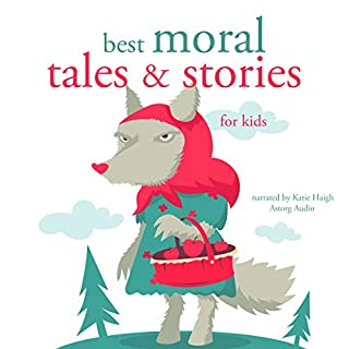 Best Moral Tales and Stories for Kids cover art