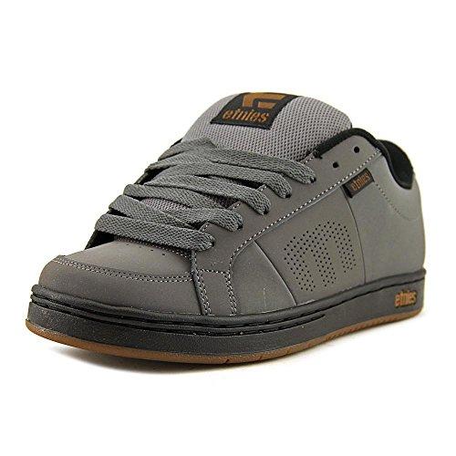 Etnies Unisex KINGPIN Sneakers, Grau (Grey Black Gold 037), 41.5 EU
