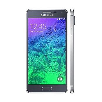 Samsung Galaxy Alpha G850F 32GB Black Unlocked Factory