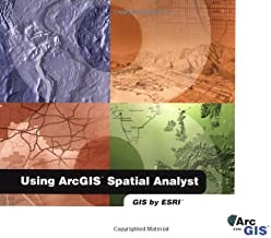Using Arcgis Spatial Analyst by Jill McCoy (31-Jul-2001) Paperback