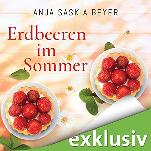 Erdbeeren im Sommer