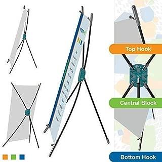 desktop retractable banner stand