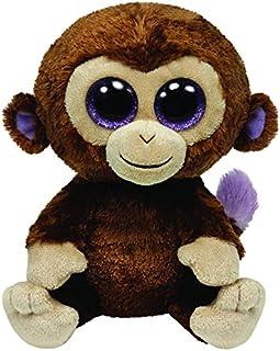comprar comparacion Ty 36003 Beanie Boos Coco - Chimpancé de peluche (15 cm)