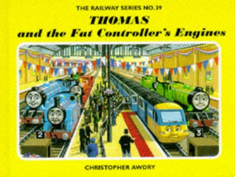 The Fat Controller's Engines (Railway)