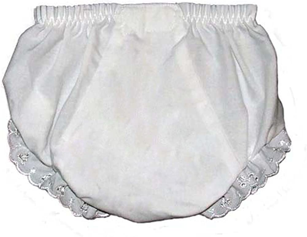 I Mail order Save money Craft for Less Baby Diaper Bloomers- Embroider Covers Wh Blank
