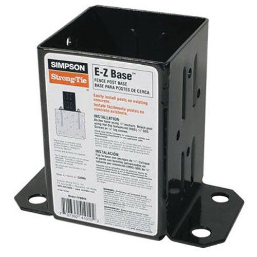 Deck Post Bracket: Amazon com