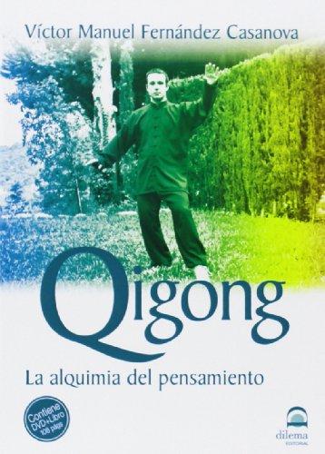 QUIGONG. LA ALQUIMIA DEL PENSAMIENTO (DVD+LIBRO)