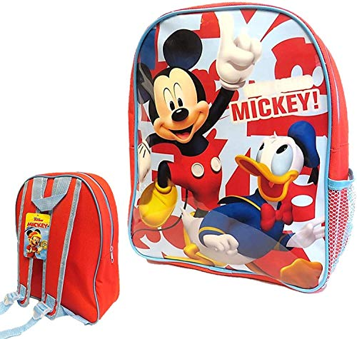 Disney/Character Rucksack Backpack Back to School - Mickey Mouse