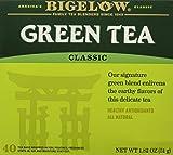 Bigelow Green Tea Bags - 40 ct - 2 pk