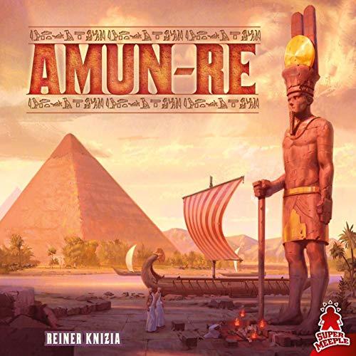 Tasty Minstrel Games Amun Re - English