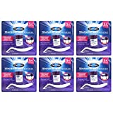 DenTek Temparin Max Lost Filling and Loose Cap Repair Kit, One Step Formula, 5+ Repairs, 0.04 unces (6-Pack)