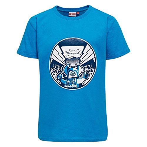 Lego Wear Jungen Lego Boy Nexo Knights Thomas 105-T-SHIRT T-Shirt, Blau (Blue 538), 116