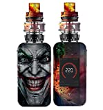 Decal Kid Skin for vaporesso Luxe - Jester 02 | Protective, Durable, Unique Vinyl Decal wrap Cover | Easy to Apply, Remove, and Change Styles and Change Styles