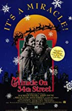 Miracle On 34th Street - Movie Poster - 11 x 17