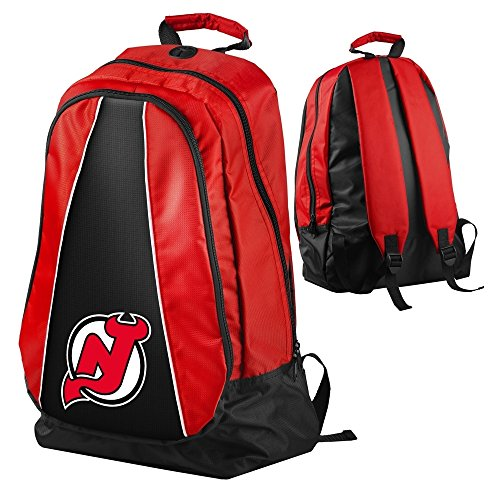 Forever Collection New Jersey Devils Nhl Core Sac à dos pour adulte