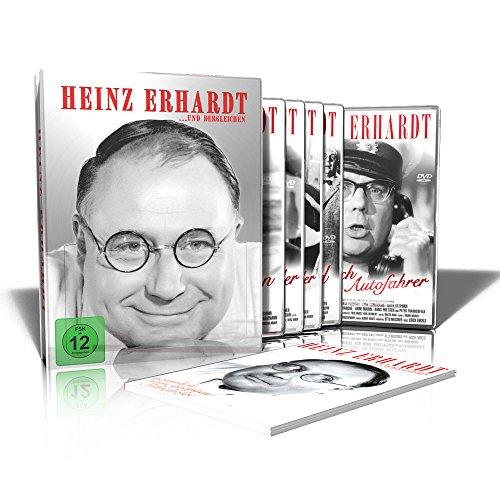 Heinz Erhardt ...und der gleichen - Steelbox limitiert [5 DVDs]