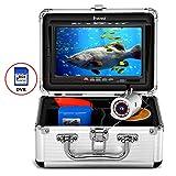 Eyoyo Fishing Camera Video Fish Finder 7 inch LCD Monitor 1000TVL Camera 12pcs