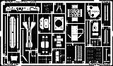 Eduard Accessories 35347 Kit de modélisme Jeep Willys MB 1/4t 4 x 4 Camion