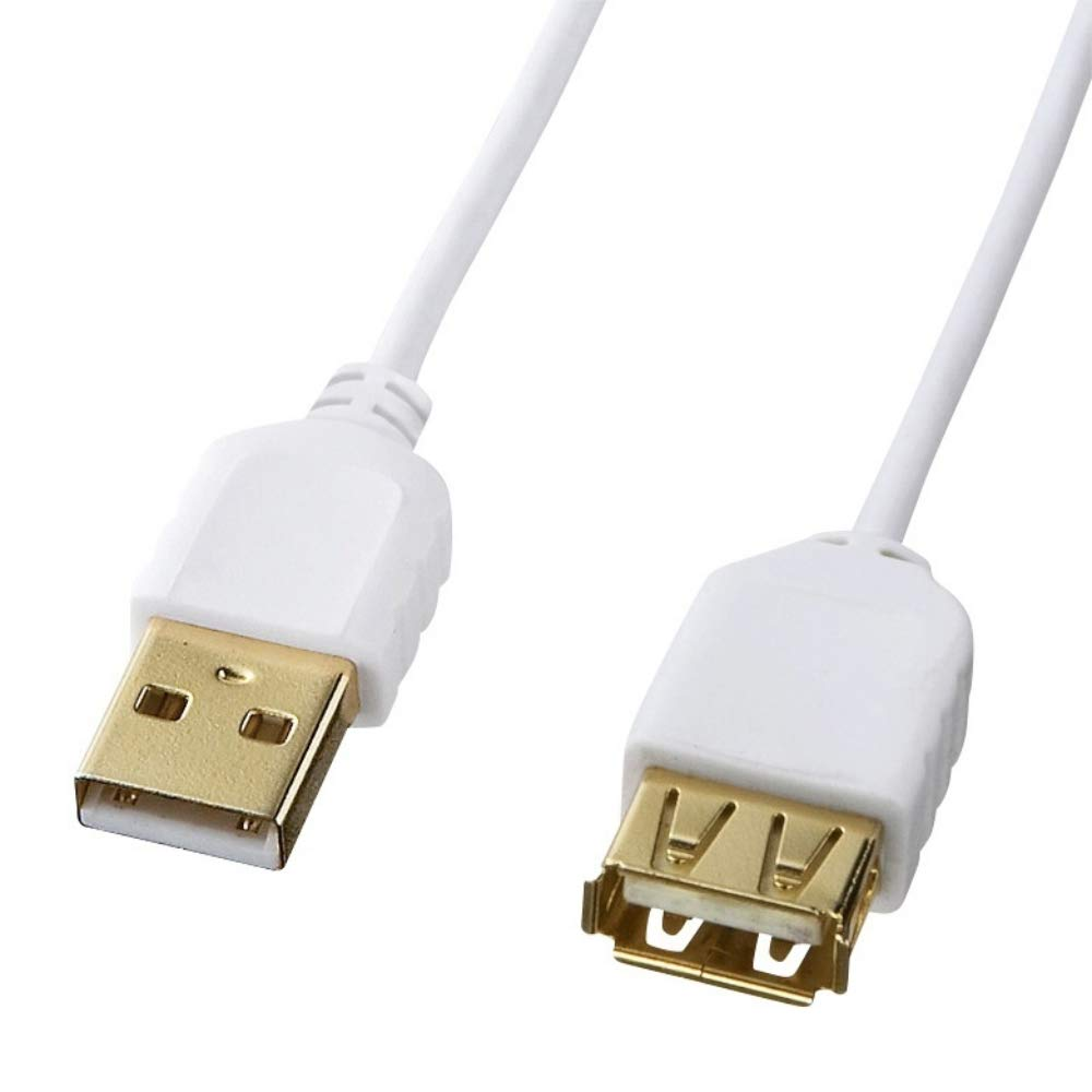 Sanwa Superfine USB Extension Female price Cable Type A-A Online limited product