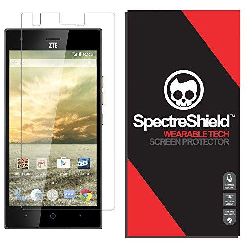 Spectre Shield Screen Protector for ZTE Warp Elite Case Friendly ZTE Warp Elite Screen Protector Accessory TPU Clear Film